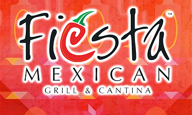 Fiesta Mexican Grill & Cantina Business Logo