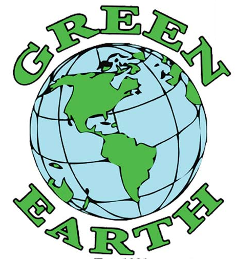 Green Earth Business Logo