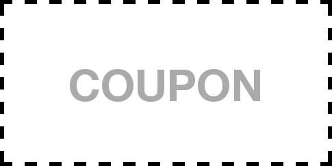 Coupon with Discount or Savings for Demo Company