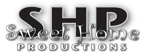 Sweet Home Productions Business Logo